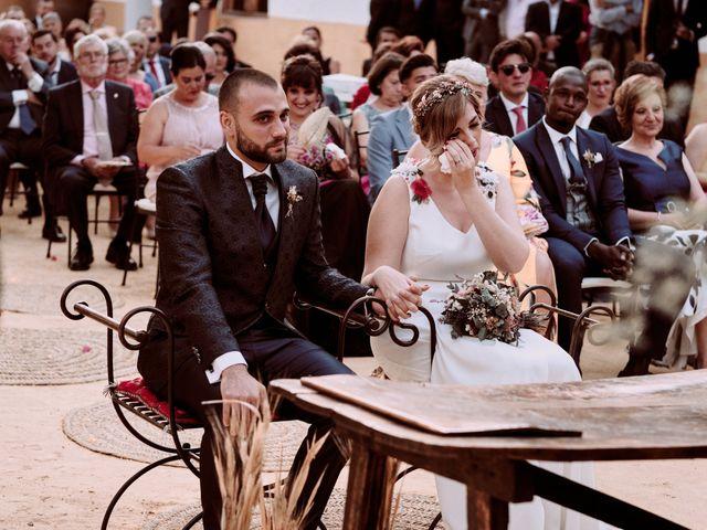 La boda de Daniel y Ana en Alcala De Guadaira, Sevilla 86