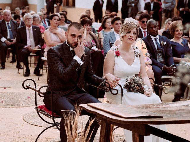 La boda de Daniel y Ana en Alcala De Guadaira, Sevilla 87