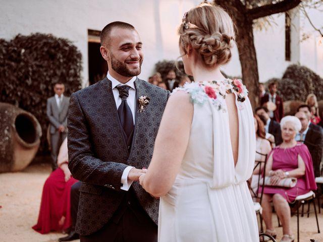 La boda de Daniel y Ana en Alcala De Guadaira, Sevilla 90
