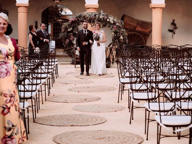 La boda de Daniel y Ana en Alcala De Guadaira, Sevilla 93