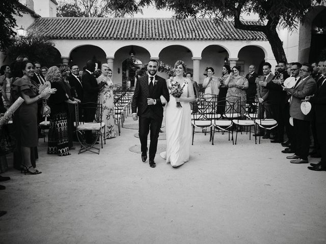 La boda de Daniel y Ana en Alcala De Guadaira, Sevilla 95