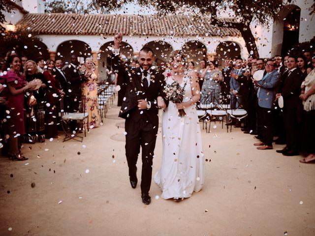 La boda de Daniel y Ana en Alcala De Guadaira, Sevilla 96