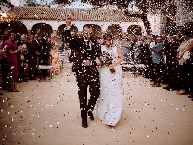 La boda de Daniel y Ana en Alcala De Guadaira, Sevilla 97