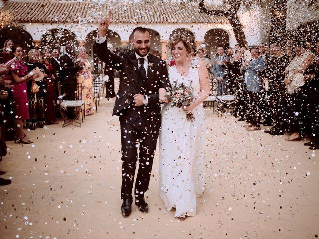 La boda de Daniel y Ana en Alcala De Guadaira, Sevilla 98