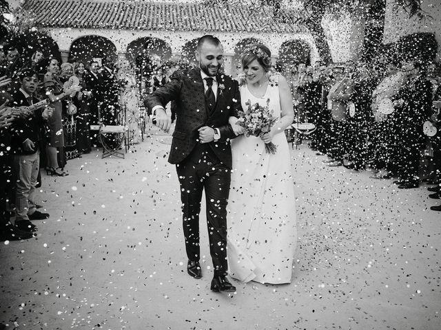 La boda de Daniel y Ana en Alcala De Guadaira, Sevilla 99