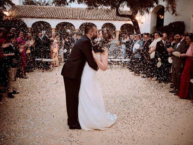 La boda de Daniel y Ana en Alcala De Guadaira, Sevilla 100