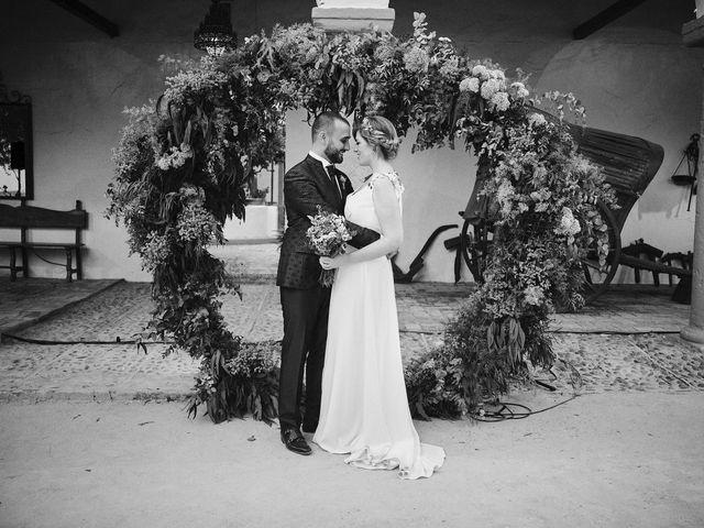 La boda de Daniel y Ana en Alcala De Guadaira, Sevilla 107
