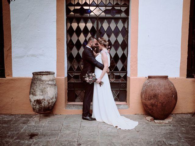 La boda de Daniel y Ana en Alcala De Guadaira, Sevilla 108