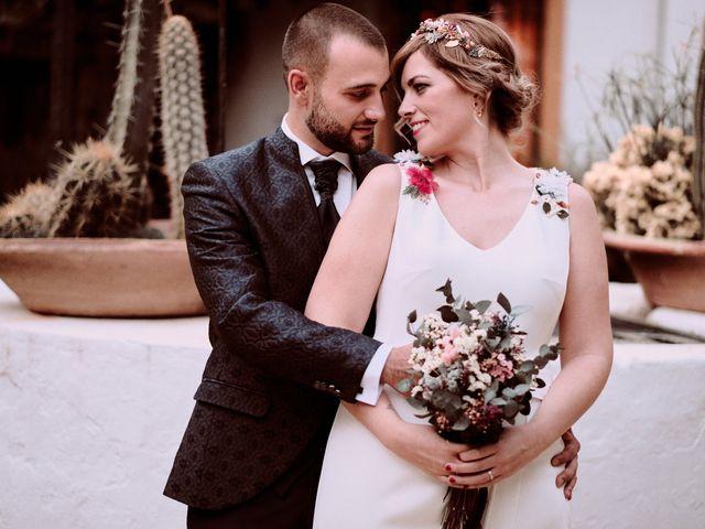 La boda de Daniel y Ana en Alcala De Guadaira, Sevilla 109