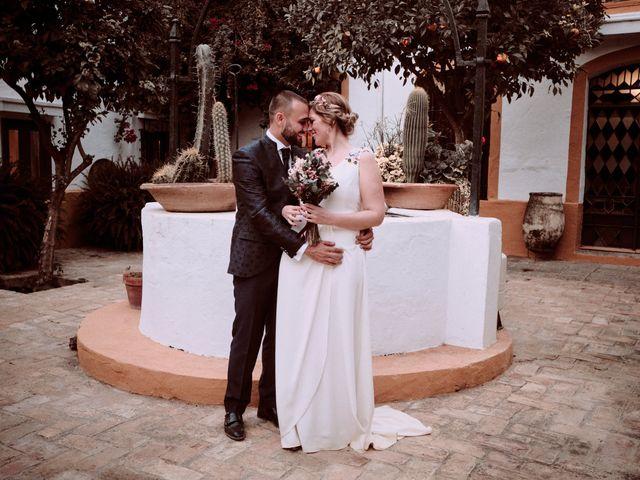 La boda de Daniel y Ana en Alcala De Guadaira, Sevilla 110