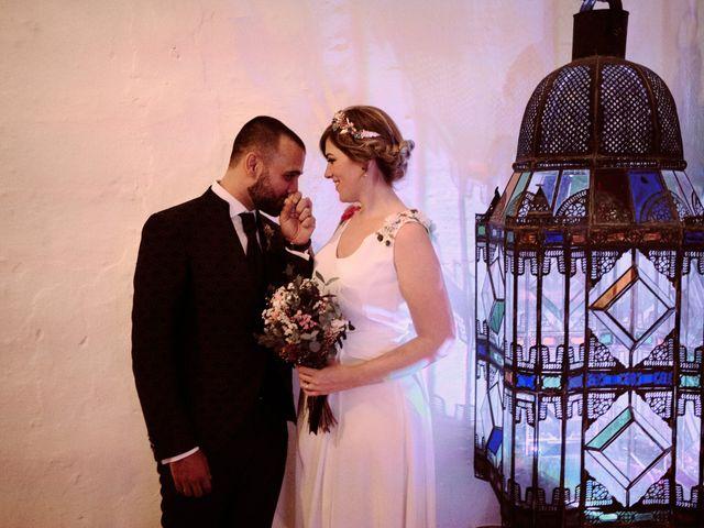 La boda de Daniel y Ana en Alcala De Guadaira, Sevilla 112
