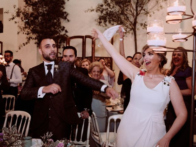 La boda de Daniel y Ana en Alcala De Guadaira, Sevilla 121