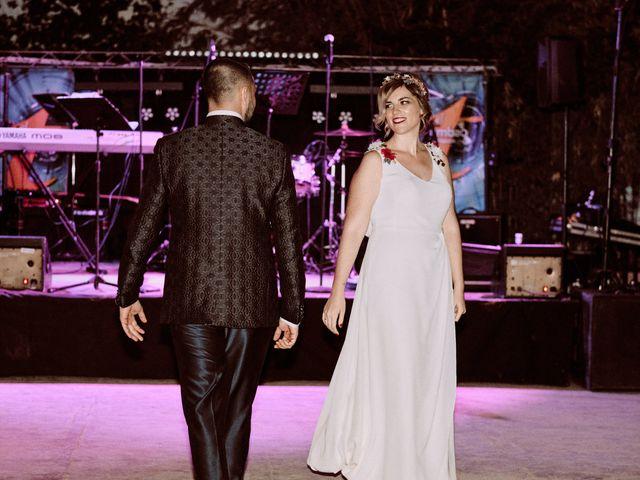La boda de Daniel y Ana en Alcala De Guadaira, Sevilla 122