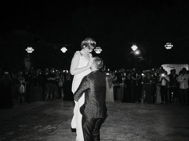 La boda de Daniel y Ana en Alcala De Guadaira, Sevilla 125