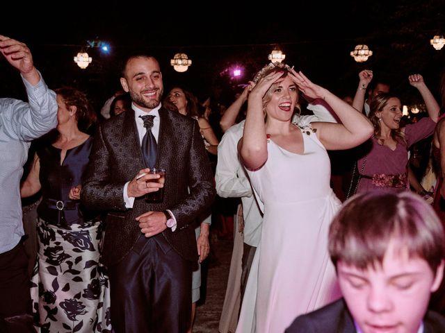 La boda de Daniel y Ana en Alcala De Guadaira, Sevilla 136