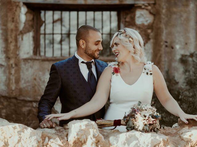 La boda de Daniel y Ana en Alcala De Guadaira, Sevilla 149