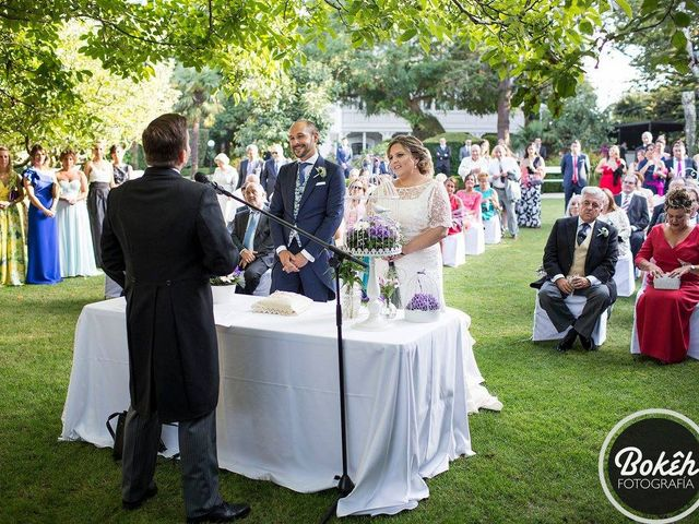La boda de Jacinto y Cristina en Oleiros, A Coruña 12