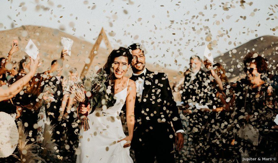 La boda de Ale y Bea en La Oliva, Las Palmas