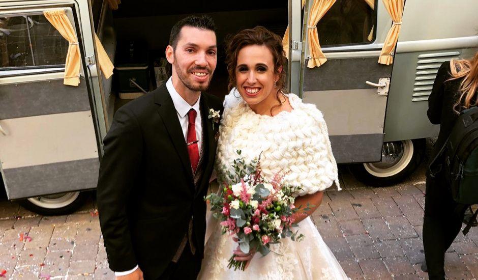 La boda de Alberto  y Nerea en Peralta, Navarra