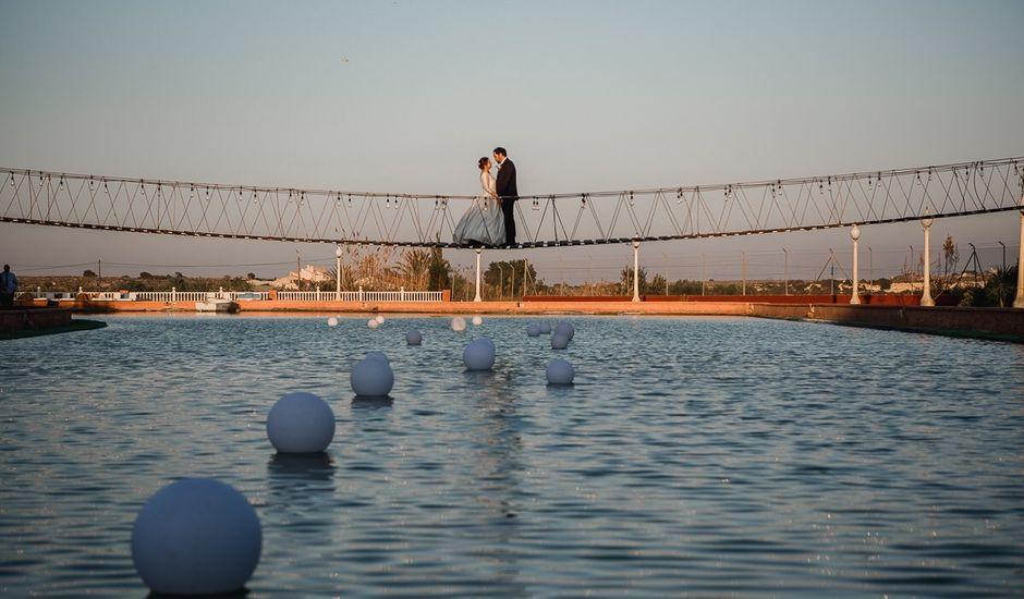 La boda de Sente y Sandra en Elx/elche, Alicante
