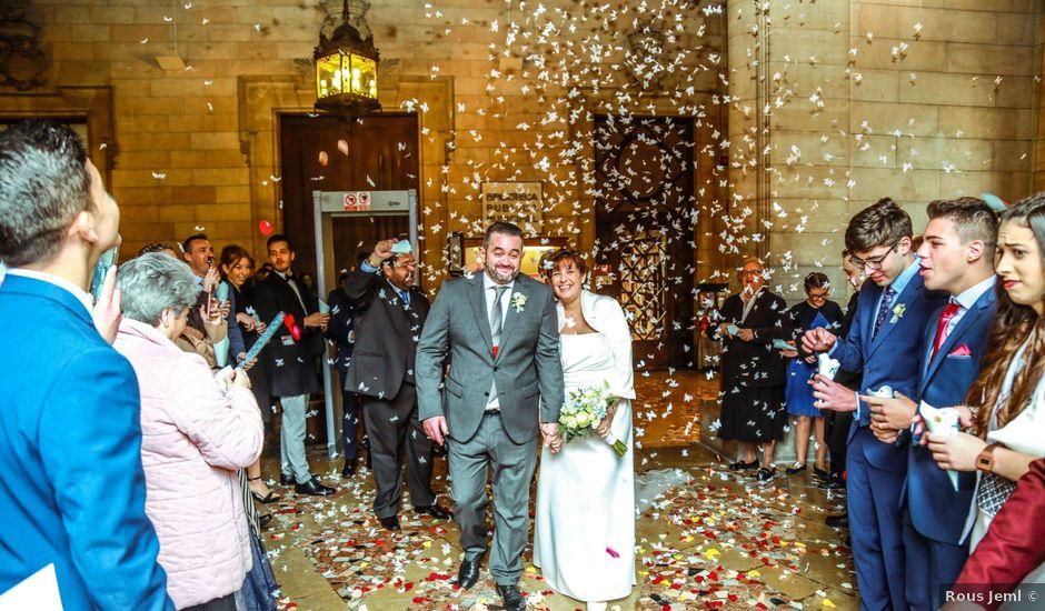 La boda de Eduardo y Silvia en Palmanyola, Islas Baleares
