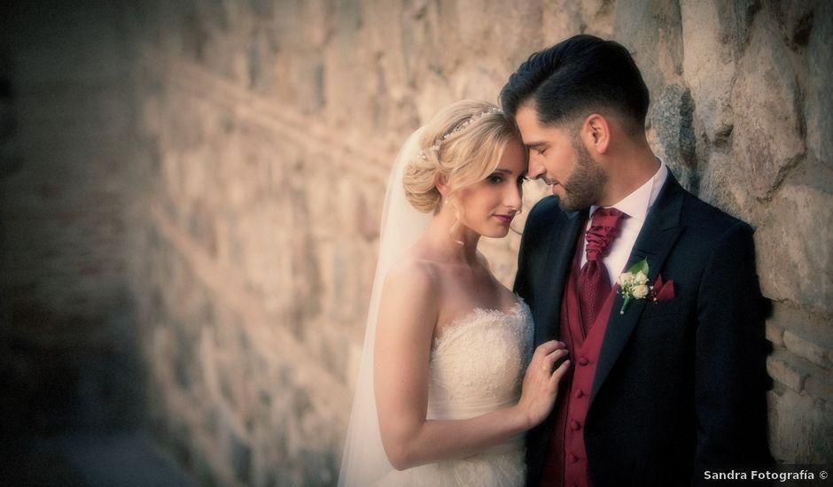 La boda de Alba y Alberto en Toledo, Toledo