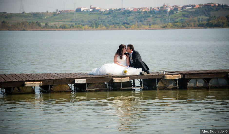 La boda de David y Gema en Talavera De La Reina, Toledo