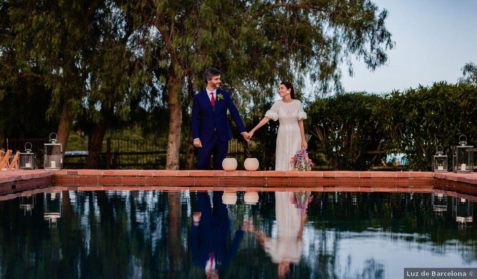 La boda de Alex y Lara en Sant Vicenç De Montalt, Barcelona