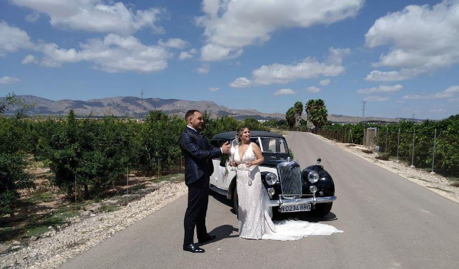La boda de Manuel y Marisa en Crevillente, Alicante