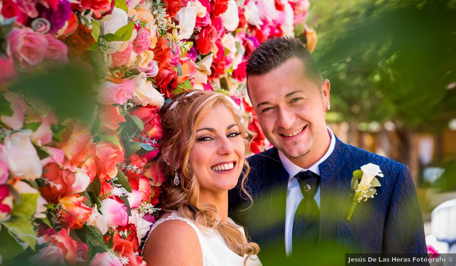 La boda de Natalia y Javier en Valdepeñas, Ciudad Real
