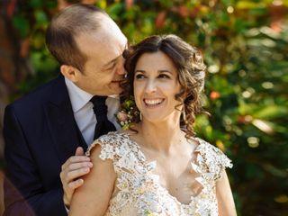 La boda de Marta y Edward