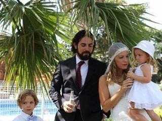 La boda de Sandra y Javi 1