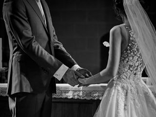 La boda de Irene y Óscar