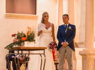 La boda de Rocio y Fran