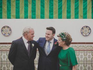 La boda de María y Rafa 1