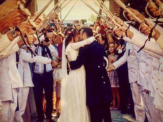 La boda de Rebeca y Carlos 1