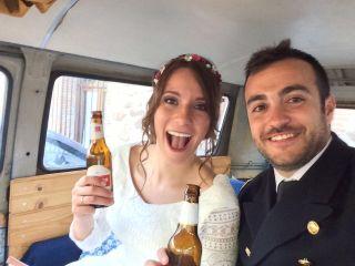 La boda de Rebeca y Carlos
