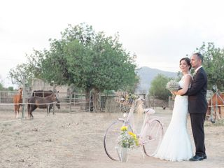 La boda de Natalia y Ugo
