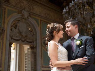 La boda de Amparo y Carlos 1
