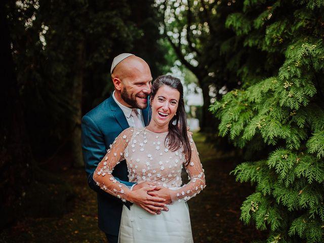 La boda de Sophie y Jonathan