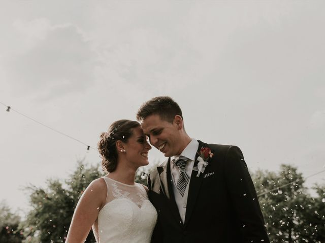 La boda de Patricia y Juan Andrés