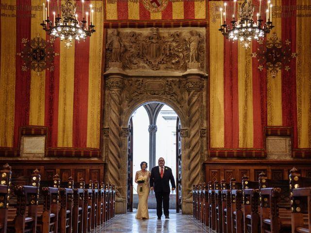 La boda de Edward y Marta en Gava, Barcelona 20