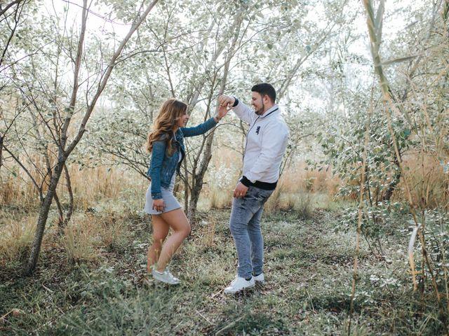 La boda de Ángel y Lorena en Castelló/castellón De La Plana, Castellón 10