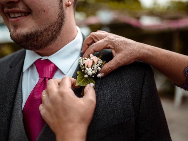 La boda de Ángel y Lorena en Castelló/castellón De La Plana, Castellón 21