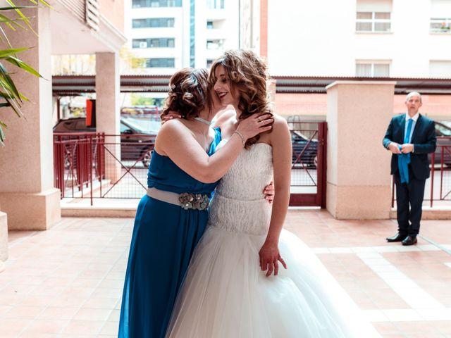 La boda de Ángel y Lorena en Castelló/castellón De La Plana, Castellón 26