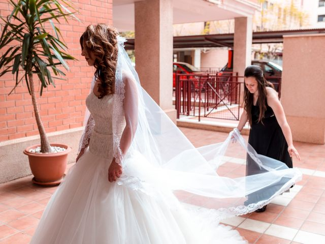 La boda de Ángel y Lorena en Castelló/castellón De La Plana, Castellón 28