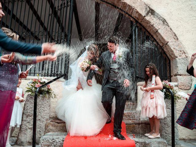 La boda de Ángel y Lorena en Castelló/castellón De La Plana, Castellón 37