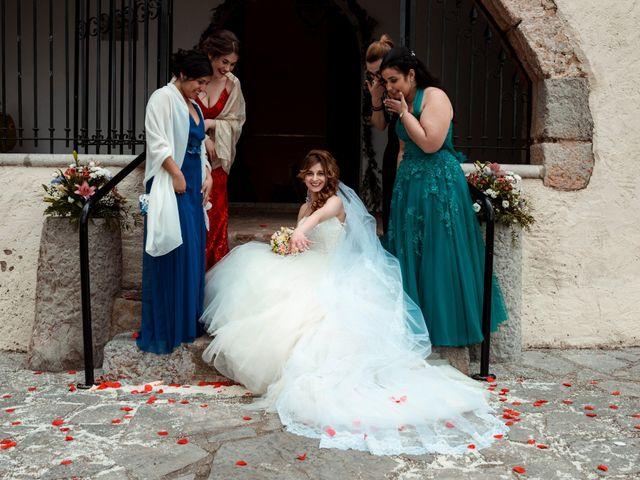 La boda de Ángel y Lorena en Castelló/castellón De La Plana, Castellón 40