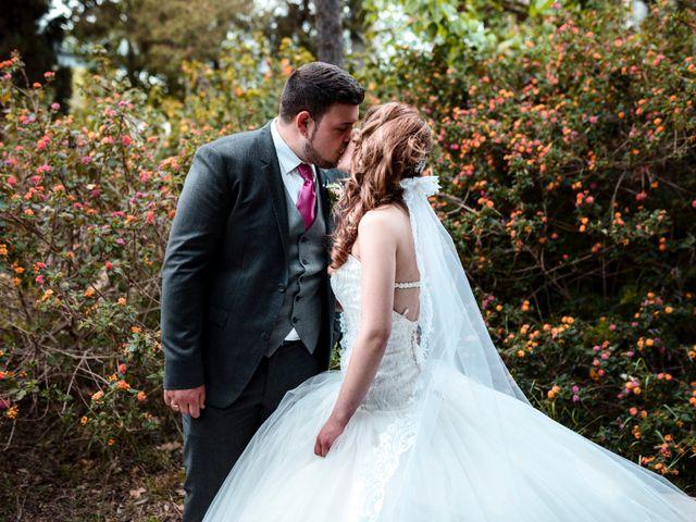 La boda de Ángel y Lorena en Castelló/castellón De La Plana, Castellón 42