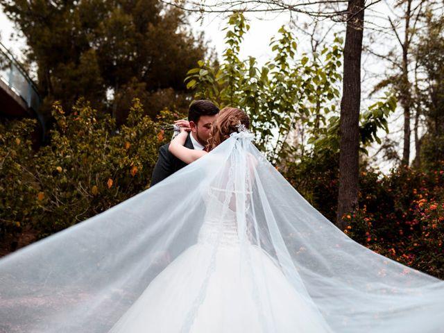 La boda de Ángel y Lorena en Castelló/castellón De La Plana, Castellón 44